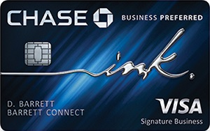 Chase Ink Busines Preferred Bonus