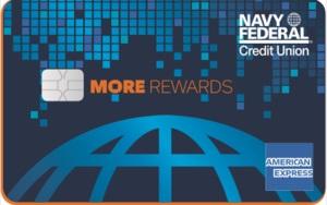 Navy Federal More Rewards Card Bonus