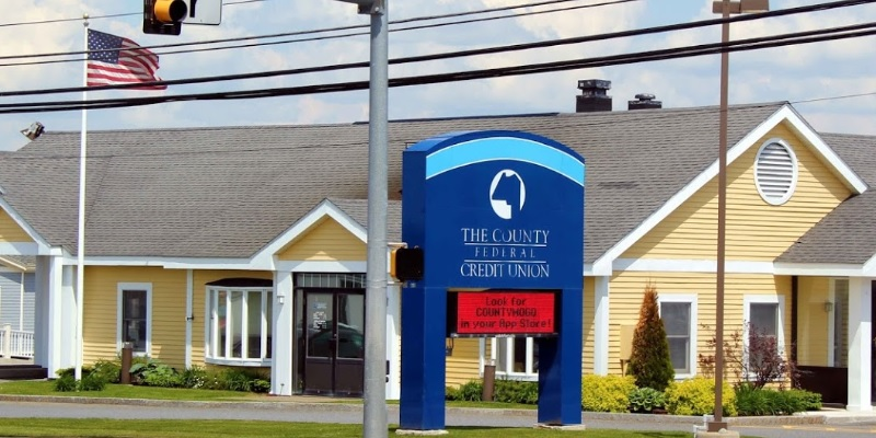 The County Federal Credit Union