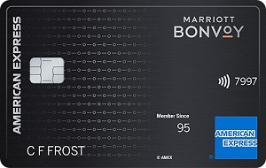 Marriott Bonvoy Brilliant American Express Card Bonus