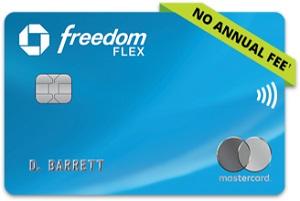 Chase Freedom Flex Bonus
