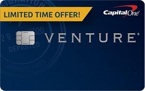 Capital One Venture Bonus