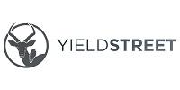 YieldStreet Logo Promotions and bonuses