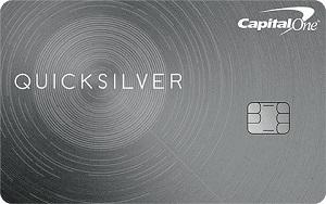 Capital One Quicksilver Student Cash Rewards Credit Card Bonus
