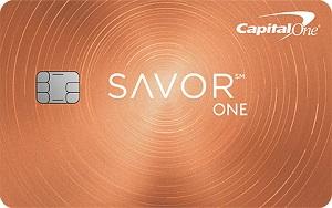 Capital One SavorOne Student Cash Rewards Card Bonus