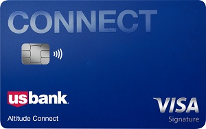 US Bank Altitude Connect Card