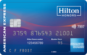 American Express Hilton Honors Ascend Card 100,000 Bonus Points + Up To 12X Points Back