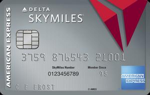 American Express Platinum Delta SkyMiles Credit Card 70,000 Bonus Miles + Receive $100 Statement Credit + 10K MQMs