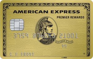 Premier Rewards Gold Card from American Express 25,000 Bonus Points + $100 Airline Fee Credit + Up to 3X Points Back