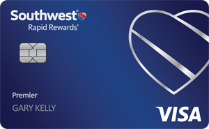 Southwest Rapid Rewards Premier Credit Card Southwest Premier Chase Offer Credit Bonus Promotion