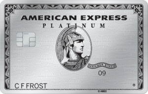 American Express Platinum Card 60,000 Membership Reward Bonus Points + Up to $200 in Uber Credits